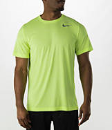 Men's Nike Dri-FIT Touch Heathered T-Shirt