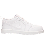 Kids' Preschool Air Jordan 1 Low Basketball Shoes
