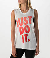 Women's Nike Prep Just Do It Muscle Tank