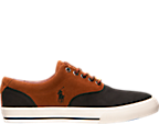 Men's Polo Ralph Lauren Vaughn Saddle Casual Shoes