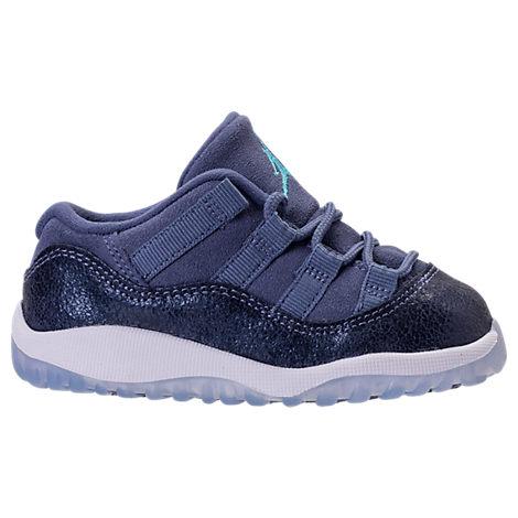 Girls' Toddler Jordan Retro 11 Basketball Shoes