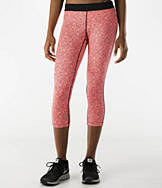 Women's Nike Relay Printed Crop Running Tights