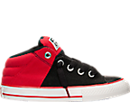 Boys' Grade School Converse Chuck Taylor Axel Mid Casual Shoes