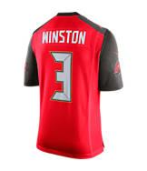 Men's Nike Tampa Bay Buccaneers NFL Jameis Winston Limited Jersey
