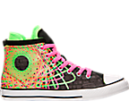 Girls' Grade School Converse Chuck Taylor Zip Back Casual Shoes