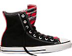 Girls' Grade School Converse Chuck Taylor Party Hi Casual Shoes