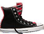 Girls' Grade School Converse Chuck Taylor Party Hi Casual Shoes