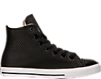 Girls' Grade School Converse Chuck Taylor Embossed Rubber Casual Shoes