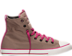 Girls' Grade School Chuck Taylor All Star Slip Casual Shoes