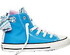 Girls' Preschool Converse Chuck Taylor Hi Bow Back Casual Shoes