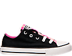 Girls' Preschool Converse Chuck Taylor All Star Loopholes Casual Shoes