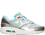 Girls' Grade School Nike Air Max 1 Running Shoes