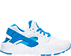 Boys' Grade School Nike Huarache Run Running Shoes