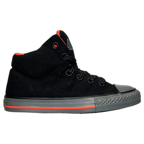 Boys' Preschool Converse Chuck Taylor All Star Hi Shield Casual Shoes
