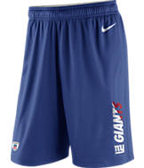 Men's Nike New York Giants NFL PR Fly Training Shorts