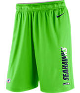 Men's Nike Seattle Seahawks NFL PR Fly Training Shorts