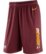 Men's Nike Washington Redskins NFL PR Fly Training Shorts