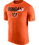 Men's Nike Cincinnati Bengals NFL Legend Staff Shirt