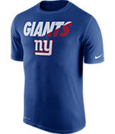 Men's Nike New York Giants NFL Legend Staff Shirt