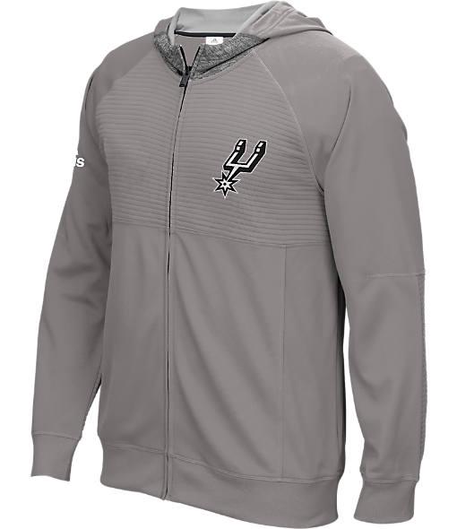 Men's adidas San Antonio Spurs NBA Pre-Game Jacket
