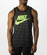 Men's Nike Striped Futura Tank