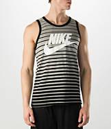 Men's Nike Striped Futura Tank