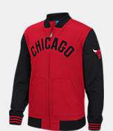 Men's adidas Chicago Bulls NBA Originals Track Jacket