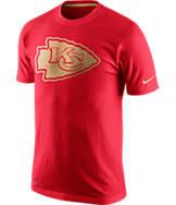 Men's Nike Kansas City Chiefs NFL Champ Drive DFCT T-Shirt