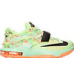Boys' Grade School Nike KD 7 Basketball Shoes