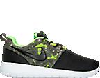 Boys' Grade School Nike Roshe One Print Casual Shoes