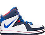 Boys' Preschool Nike Court Invader Basketball Shoes