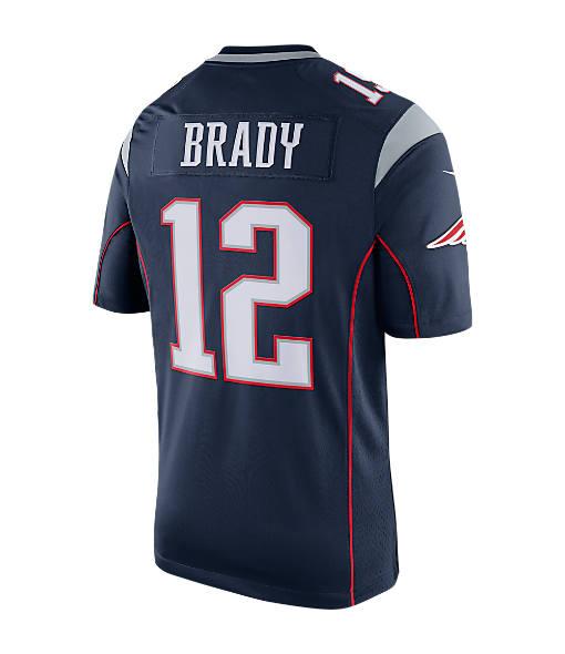Men's Nike New England Patriots NFL Tom Brady Limited Jersey