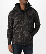 Men's Nike Tech Fleece Camo Full-Zip Hoodie