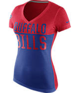 Women's Nike Buffalo Bills NFL Home Away T-Shirt