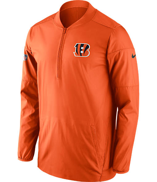 Men's Nike Cincinnati Bengals NFL Lockdown Jacket