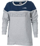 Women's Nike Seattle Seahawks NFL TD Long-Sleeve Shirt