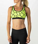 Women's Nike Pro Classic Giraffe Print Padded Bra