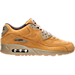 Right view of Men's Nike Air Max 90 Winter Premium Running Shoes in Bronze/Bronze/Baroque Brown