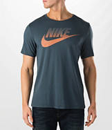 Men's Nike Oversize Speckle Futura T-Shirt