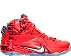 Men's Nike LeBron 12 Basketball Shoes
