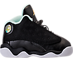 Girls' Toddler Air Jordan Retro 13 Basketball Shoes