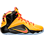Boys' Grade School Lebron 12 Basketball Shoes