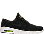 Men's Nike Stefan Janoski Max Leather Casual Shoes
