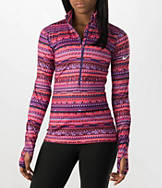 Women's Nike Pro Hyperwarm Half-Zip Training Shirt