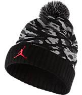 Jordan Camo Pom Beanie Hat