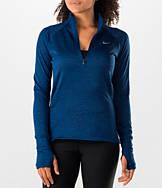 Women's Nike Element Sphere Half-Zip Training Shirt