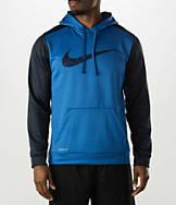 Men's Nike KO Wetland Logo Pullover Hoodie