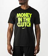 Men's Nike KD In The Clutch T-Shirt