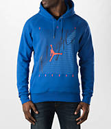 Men's Air Jordan Jumpman Brushed Pullover Hoodie