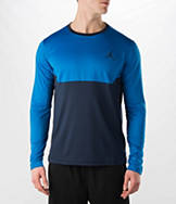 Men's Air Jordan Flight Shooting Long-Sleeve T-Shirt